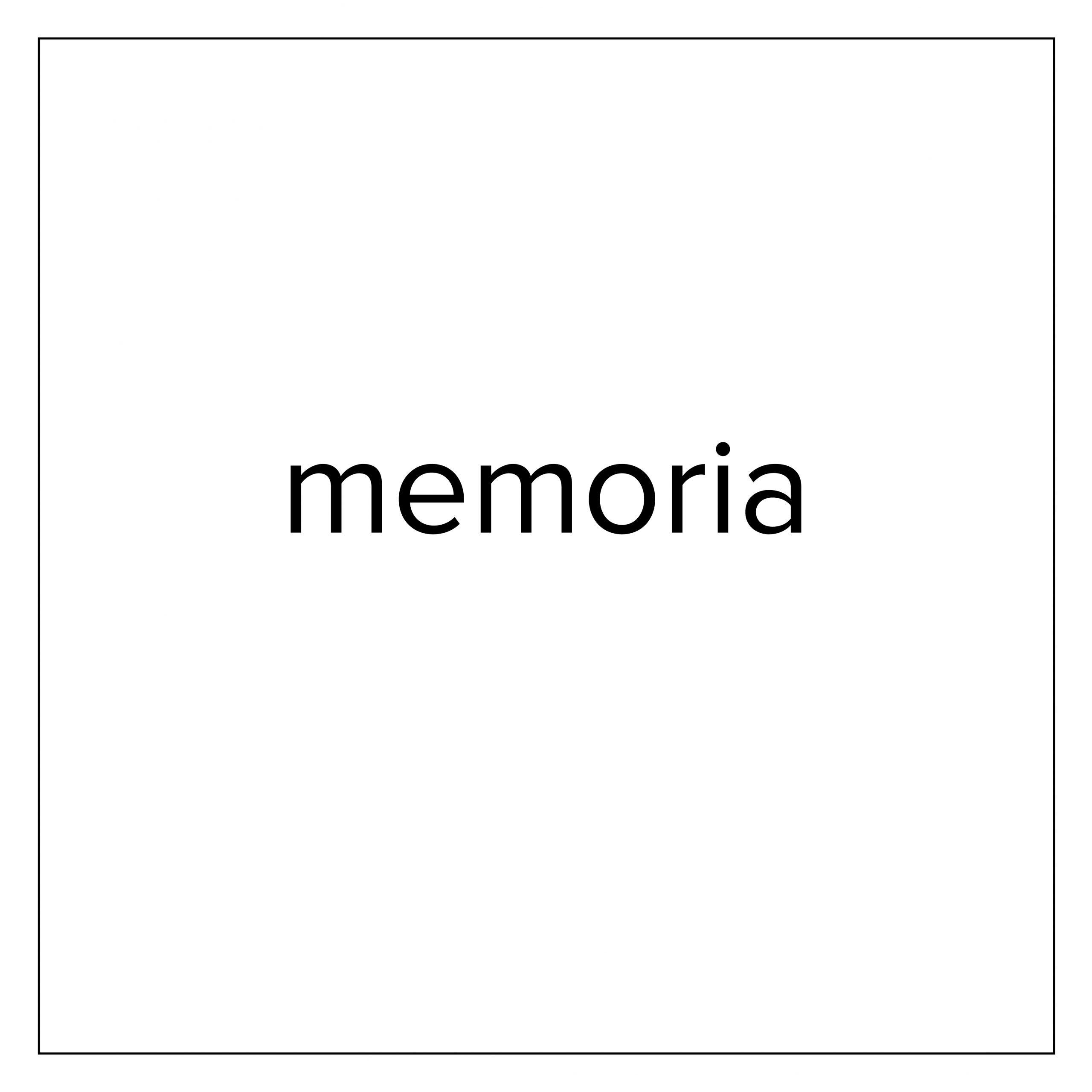 icon memoria